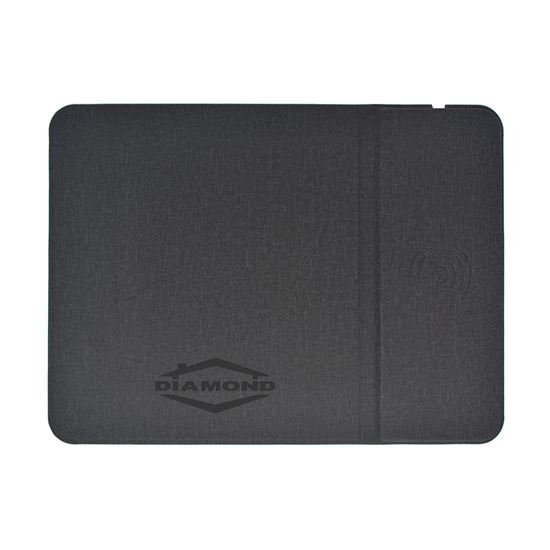 Picture of Wireless Charging Mouse Pad