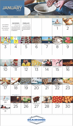 Picture of Calendar - National Day