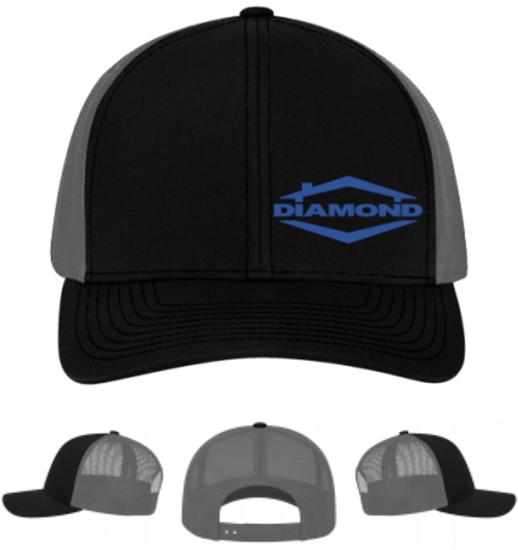 Picture of Trucker Snapback Cap