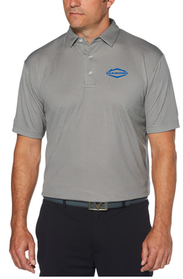 Picture of Callaway Jacquard Polo