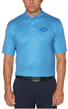 Picture of Callaway Gingham  Polo